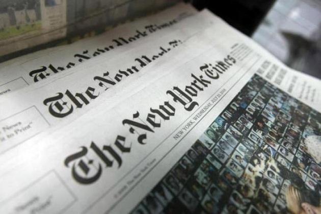 Trump seçildi; NYT gazetesi rekor kırdı
