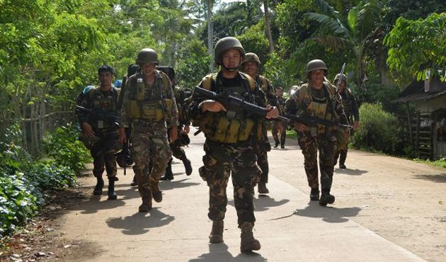Filipinler terör alarmını yükseltiyor