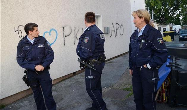 PKK Almanya'da camiye saldırdı