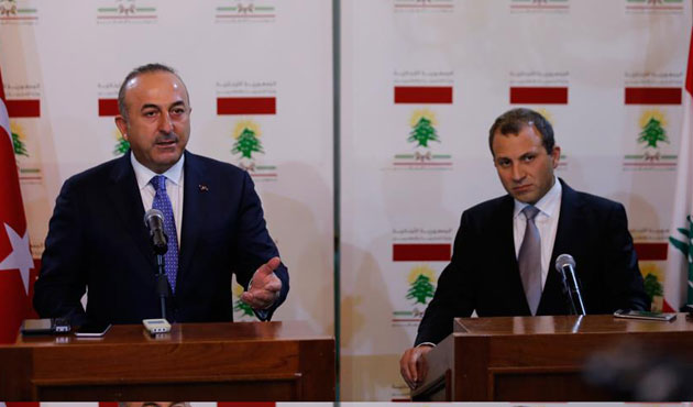 Çavuşoğlu'ndan Suriye'de ateşkes çağrısı