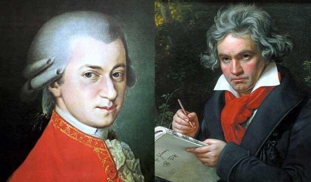 Mozart ve Beethoven eserlerinde mehter etkisi var