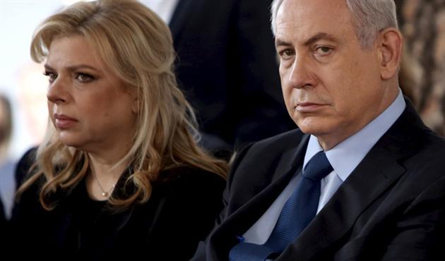 Netanyahu'nun eşine 'yolsuzluk' sorgusu