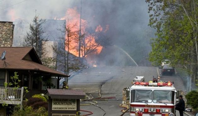 ABD'deki orman yangınında ölü sayısı 11...