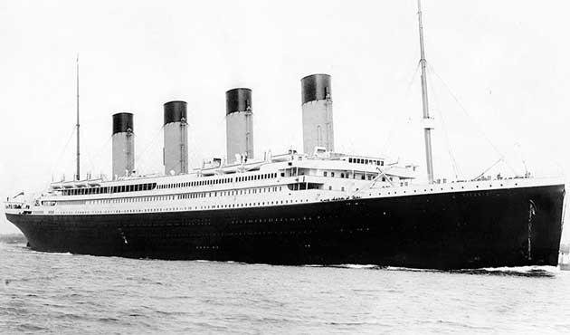 'Titanic'i batıran buzdağı değil, büyük bir yangındı' iddiası