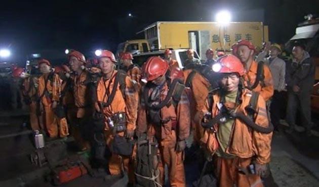 Çin'de kömür madeninde grizu patlaması: 17 ölü