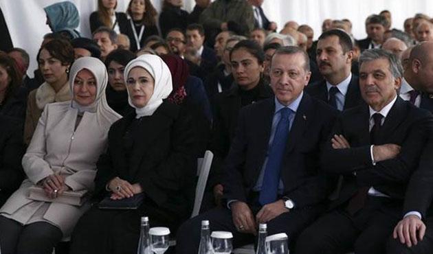 Devletin zirvesi Abdullah Gül için Kayseri'de