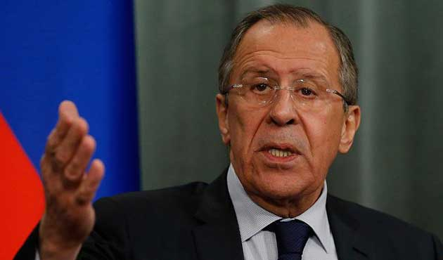 Lavrov: 'Kırım zaten bizim'
