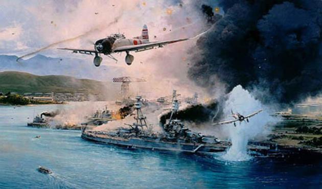 Japonya'dan Pearl Harbour'a ilk ziyaret