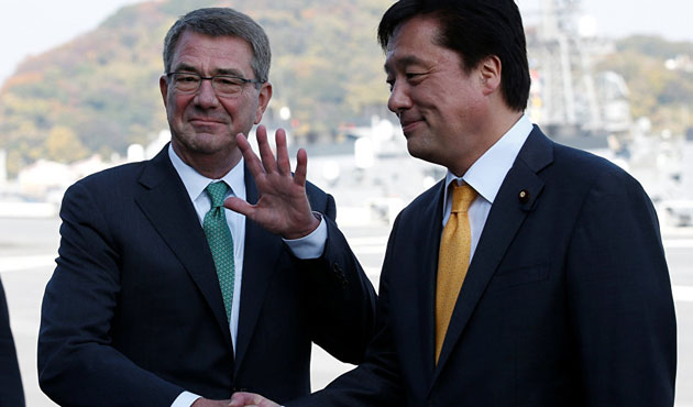 ABD'den Japonya'ya toprak iadesi
