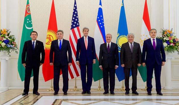 ABD ve Orta Asya cumhuriyetleri Hamburg'da toplanacak