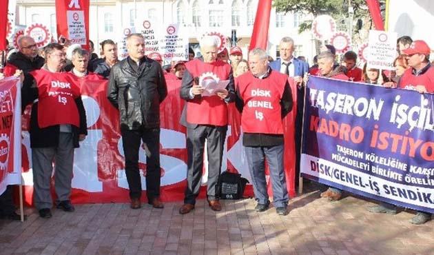 DİSK'in asgari ücret talebi 2 bin lira