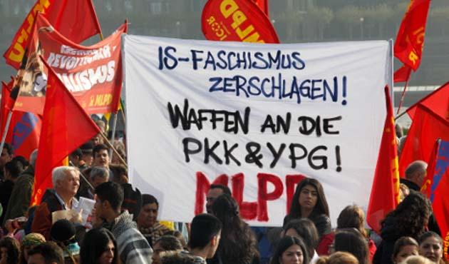 Almanya'da bir PKK üyesi hakkında dava açıldı