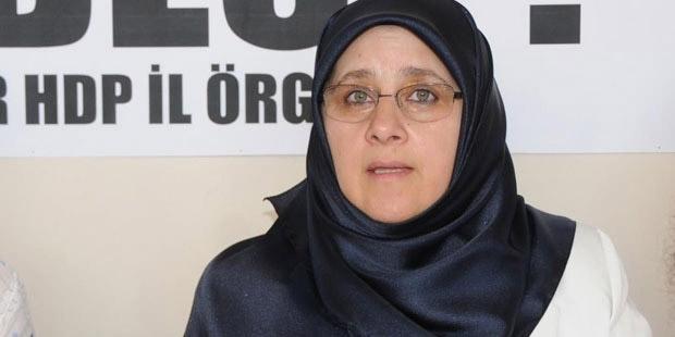 HDP milletvekili Hüda Kaya sorgulandı