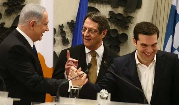 İsrail, üçlü enerji zirvesi için liderleri topladı