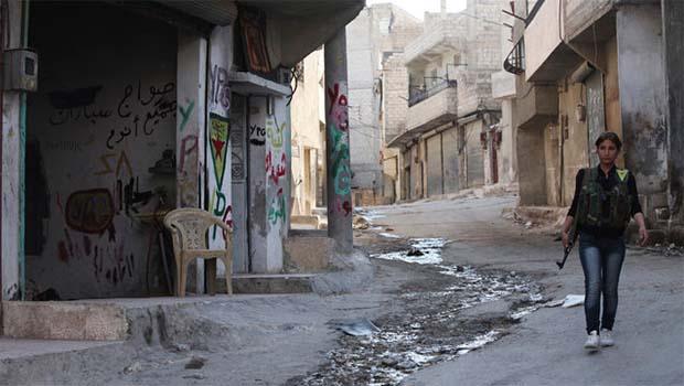 PYD fırsat kolladı; Halep'te ilerliyorlar!