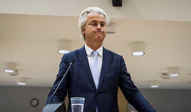 İslam düşmanı Hollandalı vekile ceza