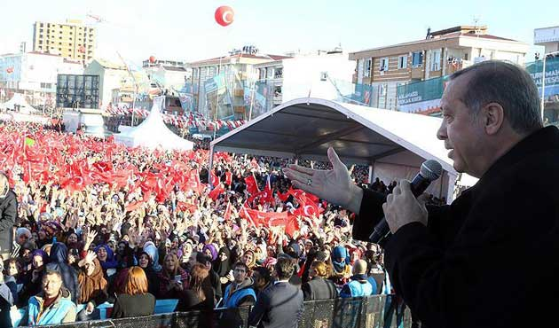 Erdoğan: İnşallah yeni bir dönemin başlangıcı olsun