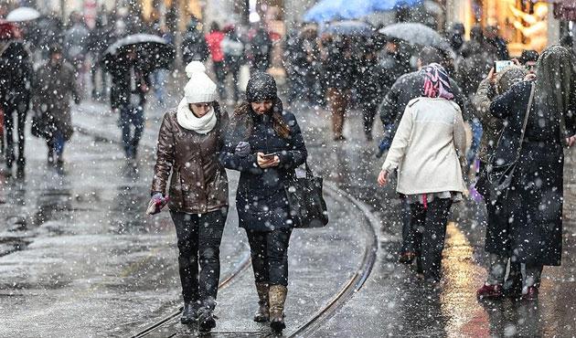 İstanbul Valiliğinden kar uyarısı