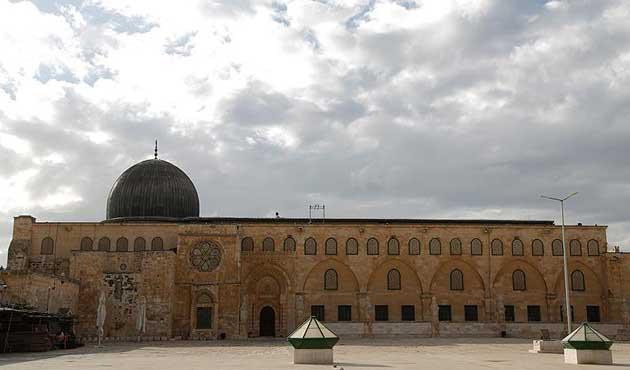 Ürdün'den İsrail'e Mescid-i Aksa tepkisi