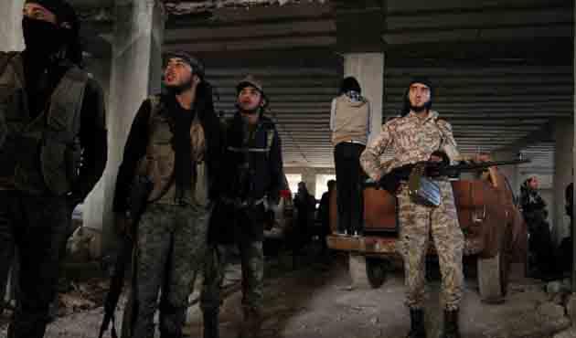 Muhalifler ve rejim arasında esir takası