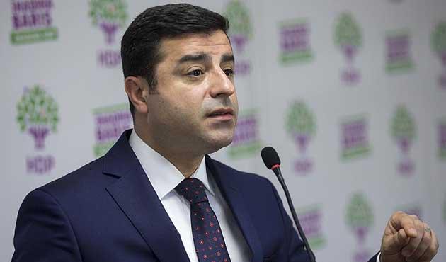 HDP'li heyetin Demirtaş'ı ziyaret talebine ret