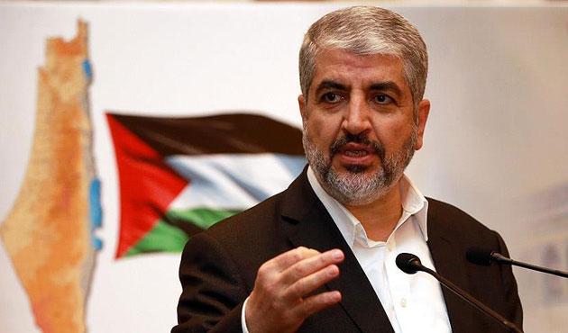 İsrail, Meşal'le konuşan Filistinliyi gözaltına aldı