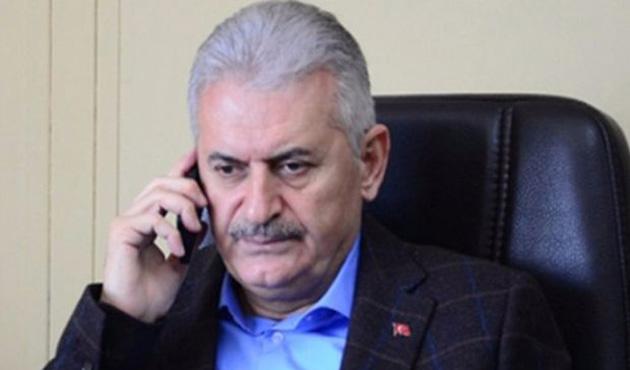 Başbakan Yıldırım'dan İran'a Halep telefonu