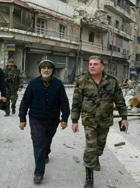 İran'ın 'gölge komutanı' da Halep'te ortaya çıktı!