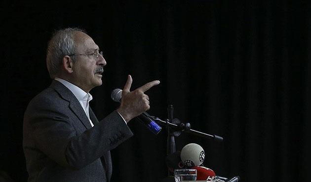 Kılıçdaroğlu: Dik durarak ülke kurtulur
