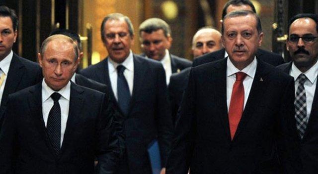 Cumhurbaşkanı Erdoğan'dan Putin'e kritik telefon