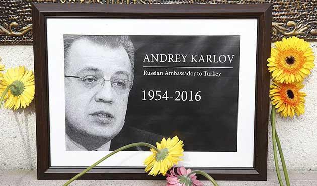 Rus Büyükelçi Karlov suikastının birinci yılı