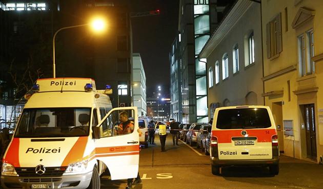 Zürih'te cami saldırısı; üç yaralı