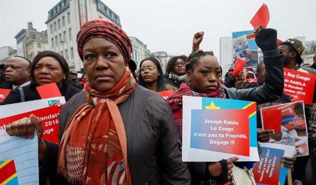 Demokratik Kongo'daki hükümet protestosunda 9 ölü