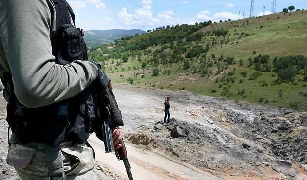 Batman'da 4 PKK'lı yakalandı