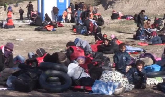 Çanakkale'de 55 yabancı yakalandı