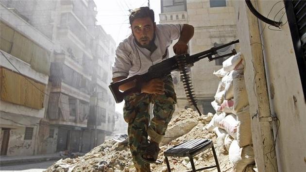Halep'ten ayrılan muhalifler El-Bab'a geliyor
