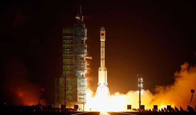 Çin yüksek çözünürlüklü gözlem uyduları fırlattı