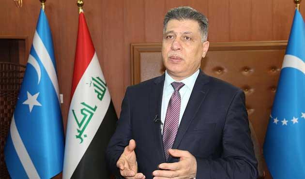 Salihi'den 'DEAŞ Kerkük'e saldıracak' uyarısı