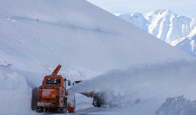 'Dokuzuncu gezegen'de karla mücadele