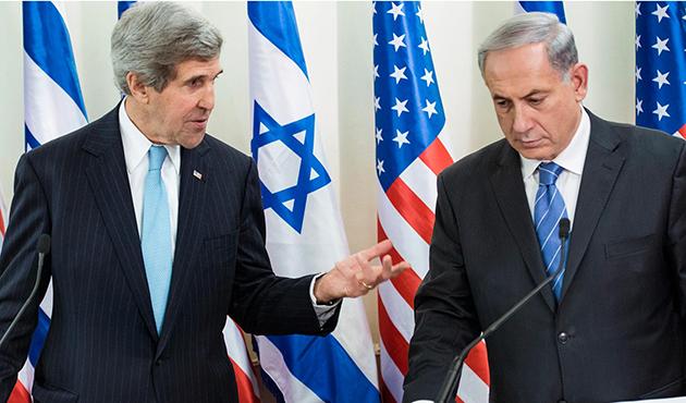 'İsrail, Filistin yönetimi ile barışmak istemiyor'