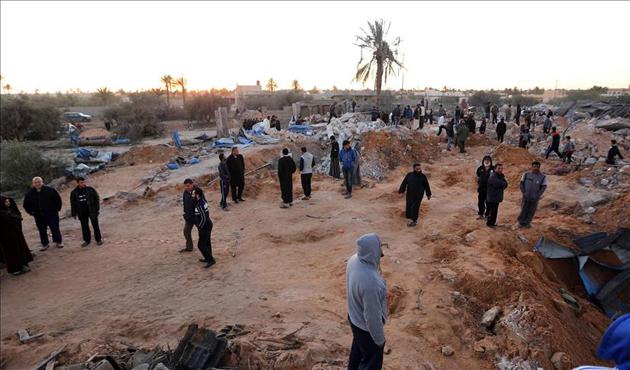 Libya'da DEAŞ'ın yeni yuvası ülkenin batısı