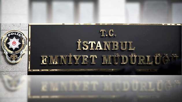 Tayin ve terfi olan 46 polisin görev yerleri açıklandı
