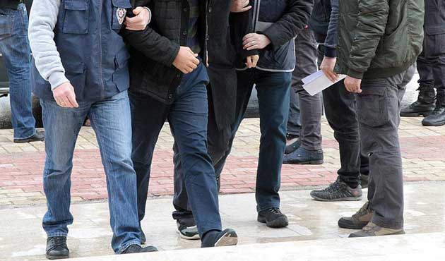 Hatay'daki FETÖ operasyonunda 17 gözaltı