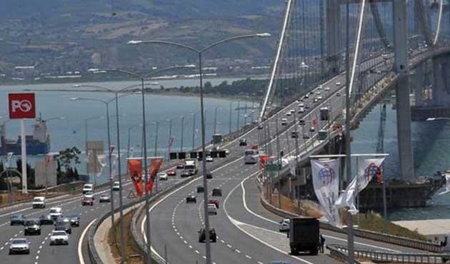 Osmangazi Köprüsü'nde geçiş ücretinde indirim