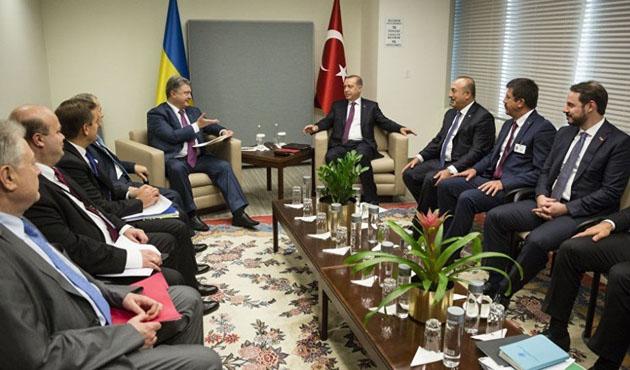 Türkiye'den Ukrayna'ya 3 milyon dolar yardım