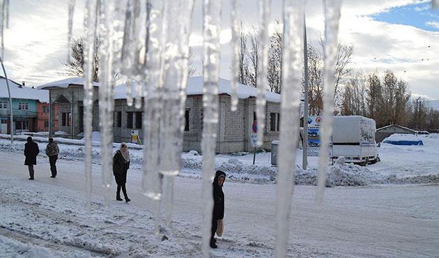 AKOM'dan İstanbul için buzlanma uyarısı
