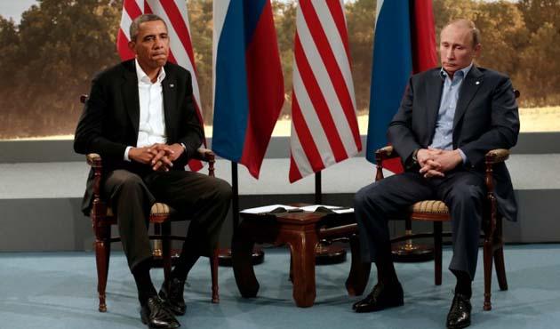 Putin'den Obama'ya suçlama