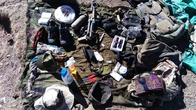 Van'da saldırı hazırlığındaki PKK'lı yakalandı