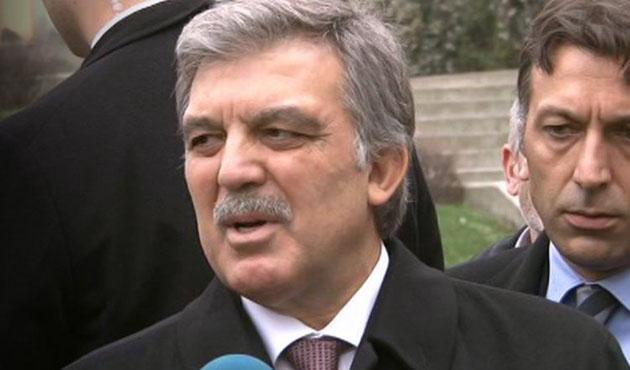 Abdullah Gül'den flaş MİT açıklaması