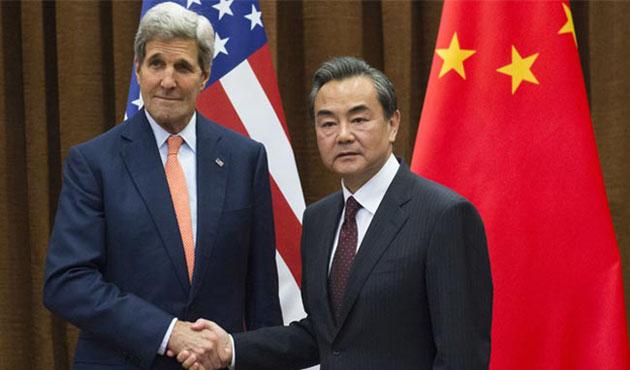 Çin ve ABD Dışişleri Bakanları telefonda görüştü